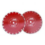 Diamond Blade 350mm Concrete and Asphalt