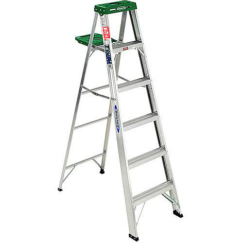 Ladder step 6 10ft hire it