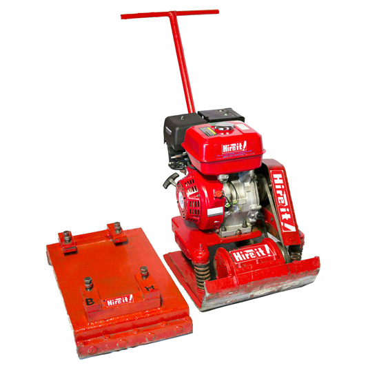 Compactor plate round 150kg or 90kg hire it for 90 soil compaction