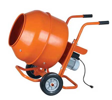 Concrete Mixer Small Electric Hire It