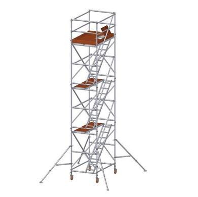 Aluminium Scaffold Tower (HIRE-IT BELLVILLE BRANCH)