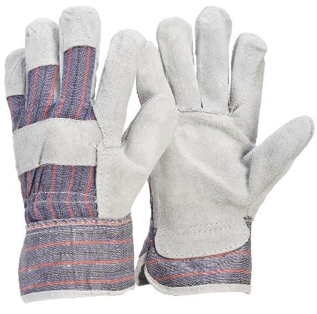 Candy Strip Gloves