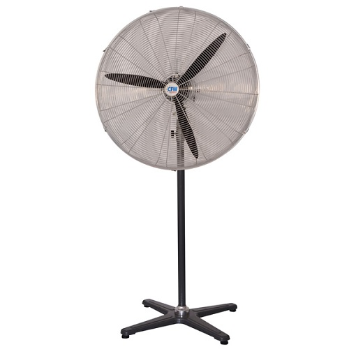 Pedestal Floor Standing Fan Industrial
