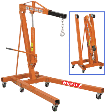 Engine Crane Hoist