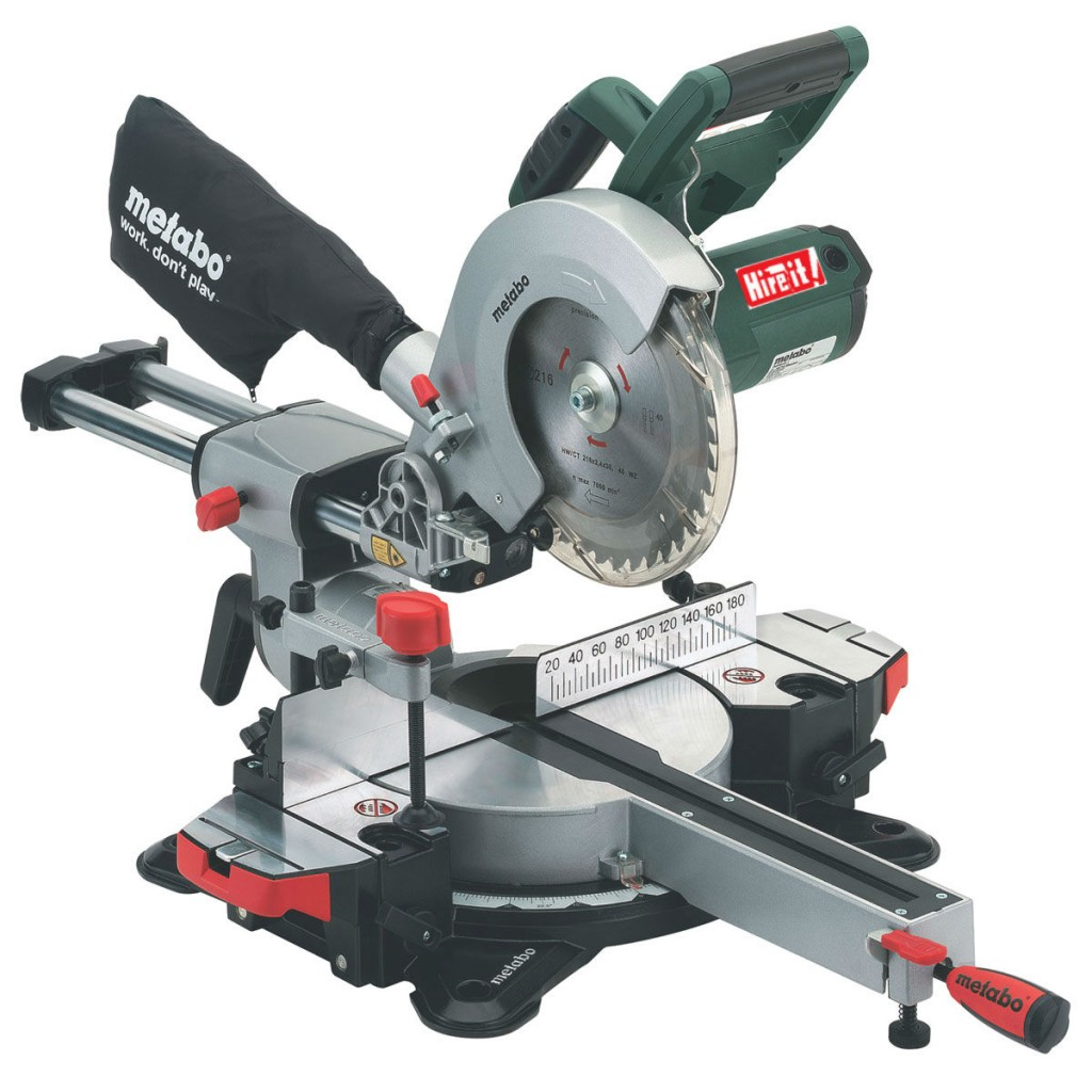 Mitre Saw Electric Compound