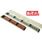 Scaffold Boards Wood or Steel