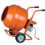 Concrete Mixer Small (Electric)