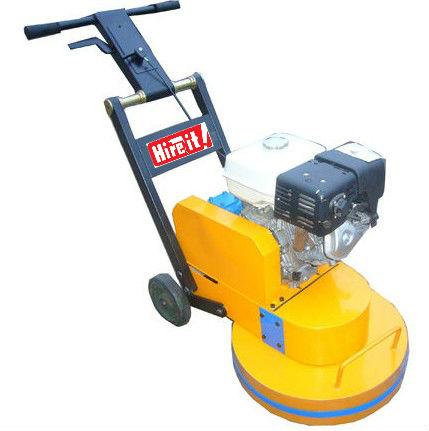 Floor Grinder Petrol