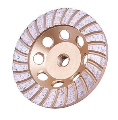 Grinding Cup 115mm Diamond with M14 thread