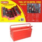 Tool Kit 86pcs Chrome Vanadium R2192.98 Excl Vat / R2500 Incl VAT