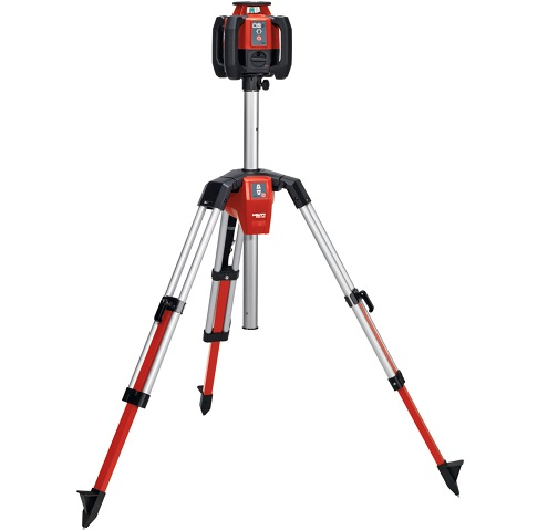 Laser Level HILTI PR30 HVS A12 (Call Hire-It Bellville for this specialized item)