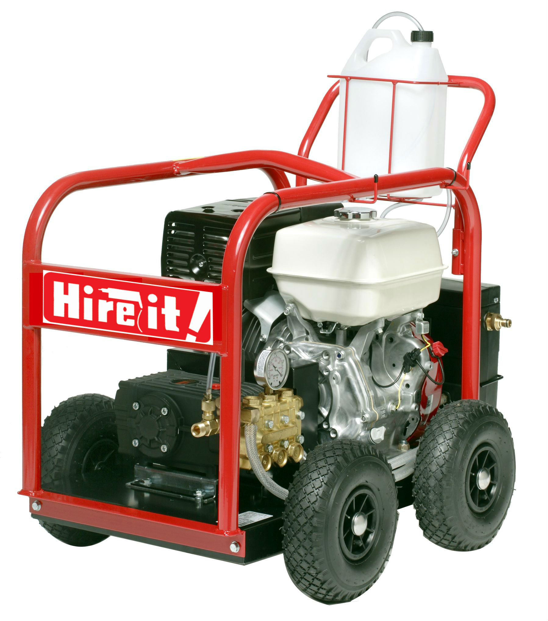 Hire-it | For all your builders equipment and power tool requirements